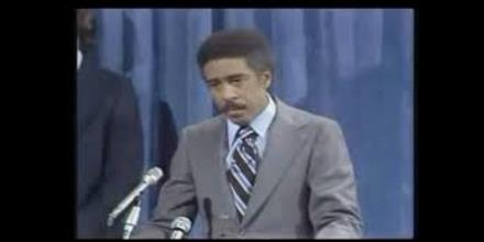 Richard Pryor s Skit On Being President