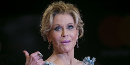 Jane Fonda I ve Closed Up Shop Down There