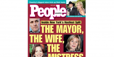 A Look Back At Giuliani s Nasty 2001 Divorce From Wife Number Two