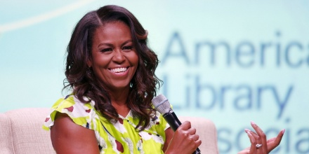 Michelle Obama Teams Up With Tom Hanks In Voter Registration Campaign