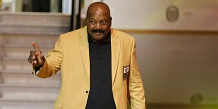 Jim Brown Says I ll Never Kneel But Supports NFL Players Right To