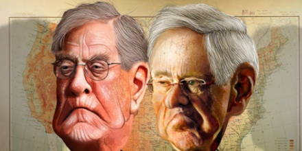 Conservative Koch Brothers Survey Reveals Americans Like Many Liberal Ideas
