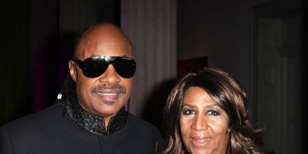 Stevie Wonder Describes His Last Visit With Aretha Franklin