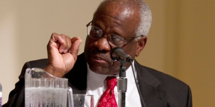 Political Analyst Alleges Clarence Thomas Is A Sexual Predator