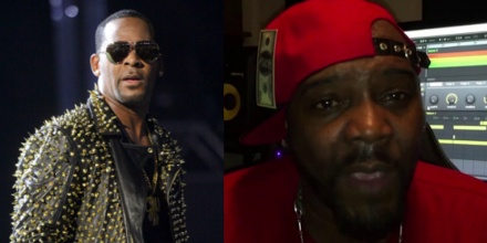 WATCH R Kelly s Brother Makes Explosive Allegations Against Him