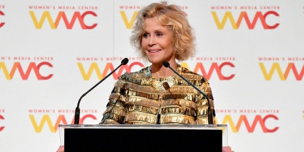 Jane Fonda Compares Trump To Hitler And His Army