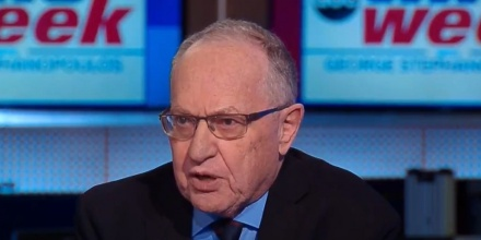 Alan Dershowitz Says He Would Enthusiastically Vote For Biden