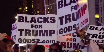 Opinion African American Supporters Of Trump Will Be Reaching Out To You Soon