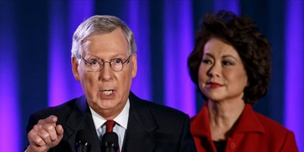 Opinion Mitch McConnell Might Be As Bad As Trump