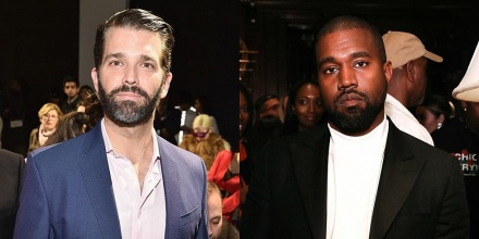 Donnie Jr Races To Kanye s Defense