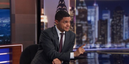 Watch Trevor Noah Rips Kanye West For His Hypocritical Rant