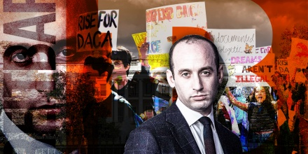 White Nationalist Stephen Miller Feared Dreamers Would Make America Less Safe