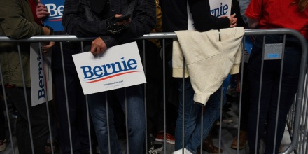 Opinion Bernie Or Bust Is A Profoundly Reckless Attitude Readers Say
